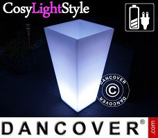 CosyLightStyle LED lys Stor, 89cm(H)