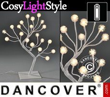 CosyLightStyle LED lys LED Blandede farver, 48 stk.